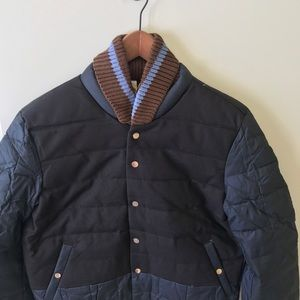 Other - NWT Men' Puff Down Jacket